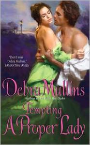 Tempting a Proper Lady - Debra Mullins