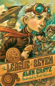 The League of Seven - Alan Gratz