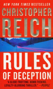 Rules of Deception - Christopher Reich