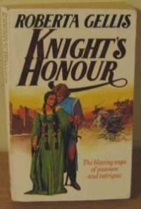 Knight's Honour - Roberta Gellis