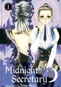 Midnight Secretary 1 - Tomu Ohmi
