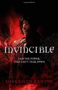 Invincible (Chronicles of Nick #2) - Sherrilyn Kenyon