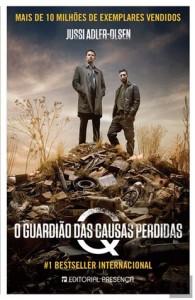 O Guardião das Causas Perdidas - Jussi Adler-Olsen