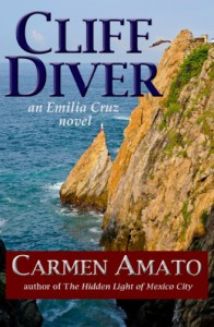 Cliff Diver - Carmen Amato