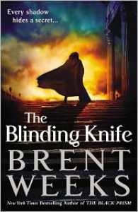The Blinding Knife (Lightbringer Series #2) -
