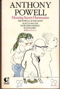 Hearing Secret Harmonies - Anthony Powell