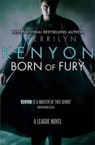Born of Fury (The League, Gen 1: #6) - Sherrilyn Kenyon