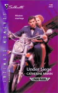 Under Siege (Wingmen Warriors, #3) - Catherine Mann