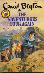 The Adventurous Four Again - Enid Blyton