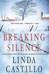 Breaking Silence (Kate Burkholder) - Linda Castillo