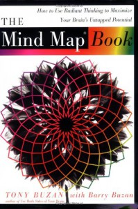 The Mind Map Book: How to Use Radiant Thinking to Maximize Your Brain's Untapped Potential - Tony Buzan, Barry Buzan