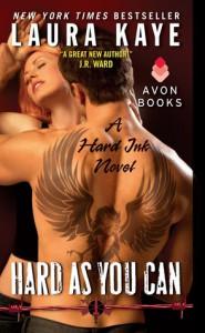 Hard as You Can - Laura Kaye