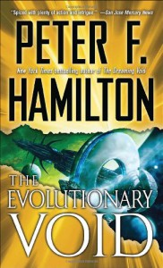 The Evolutionary Void (with bonus short story If At First...) - Peter F. Hamilton
