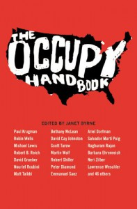 The Occupy Handbook - Janet Byrne