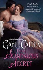 Every Scandalous Secret - Gayle Callen