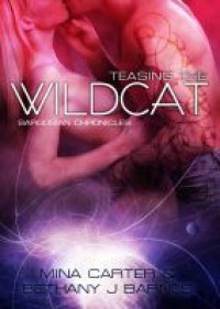 Teasing The Wildcat - Mina Carter, Bethany J. Barnes
