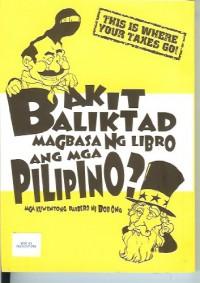 Bakit Baliktad Magbasa Ng Libro Ang Mga Pilipino? (Mga Kwentong Barbero ni Bob Ong) - Bob Ong, Klaro Karmeo De Asis