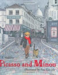 Picasso and Minou - P.I. Maltbie, Pau Estrada