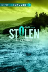 Stolen (Taken, #0.5) - Erin Bowman