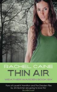 Thin Air  - Rachel Caine