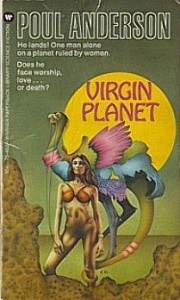 Virgin Planet: Frst - X
