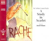 A Study in Scarlet - David Timson,  Arthur Conan Doyle