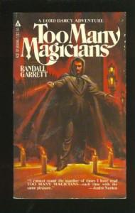 Too Many Magicians - Randall Garrett