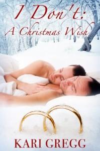 I Don't: A Christmas Wish - Kari Gregg