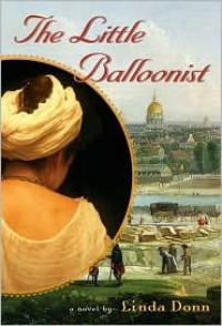 The Little Balloonist - Linda Donn