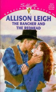 Rancher And The Redhead - Allison Leigh