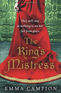 The King's Mistress - Emma Campion