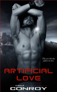 Artificial Love (Artificial Love Stories #1) - Erica Conroy