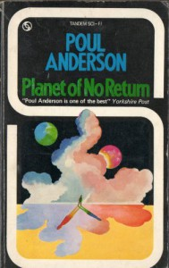 Planet of No Return - Poul Anderson