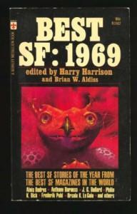 Best SF: 1969 - Harry Harrison