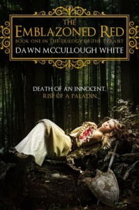 The Emblazoned Red - Dawn McCullough-White