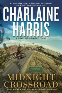 Midnight Crossroad  - Charlaine Harris