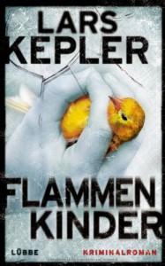Flammenkinder  - Lars Kepler, Paul Berf