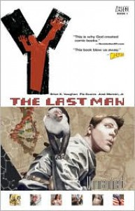 Y: The Last Man, Volume 1: Unmanned -