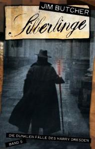 Silberlinge (Die dunklen Fälle des Harry Dresden, #5) - Jim Butcher, Jürgen Langowski