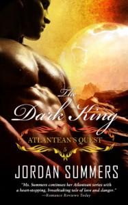 Atlantean's Quest 5 (Phantom Warriors 7): The Dark King - Jordan Summers