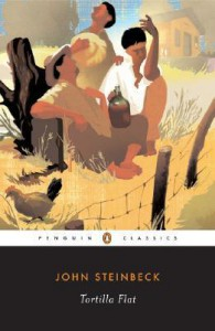 Tortilla Flat - John Steinbeck, Thomas Fensch