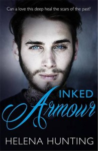 Inked Armour (Clipped Wings 2) - Helena Hunting