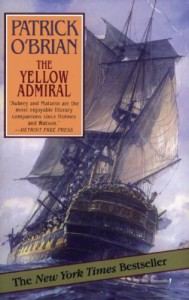 The Yellow Admiral (Aubrey/Maturin, #18) - Patrick O'Brian, Simon Vance