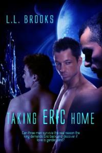 Taking Eric Home - L.L. Brooks