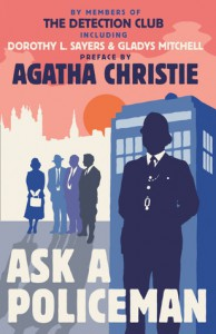 Ask a Policeman - Agatha Christie, John Rhode, Detection Club, Gladys Mitchell