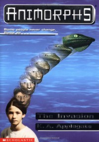 The Invasion - Katherine Applegate