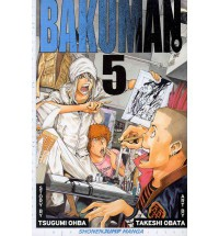 Bakuman Volume 05 - Tsugumi Ohba