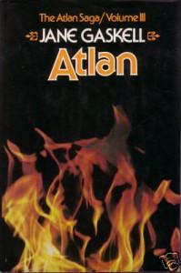 Atlan (The Atlan Saga, Volume III of V) - Jane Gaskell