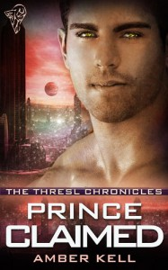 Prince Claimed - Amber Kell