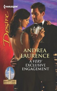 A Very Exclusive Engagement (Daughters of Power: The Capital) - Andrea Laurence